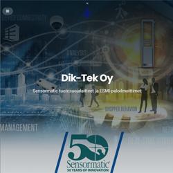 DIK-TEK OY