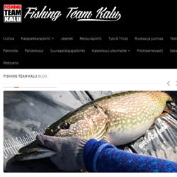 FISHING TEAM KALU