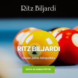 RITZ BILJARDI OY